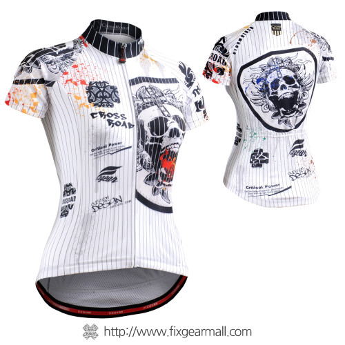 FIXGEAR CS-W902 Women's Short Sleeve Cycling Jersey
