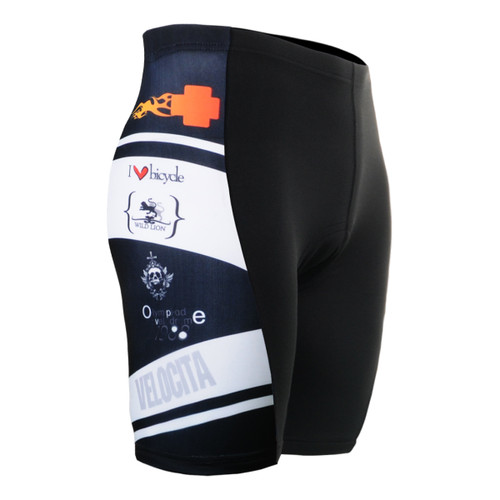 FIXGEAR ST-W22 Women's Cycling Padded Shorts FRONT