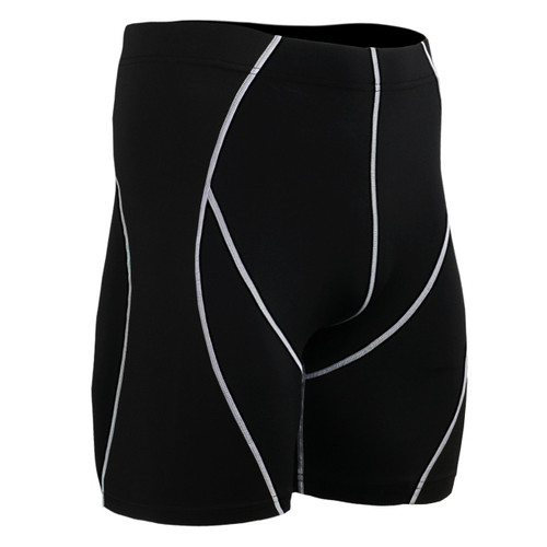 FIXGEAR P2S-BS Compression Drawers Shorts front
