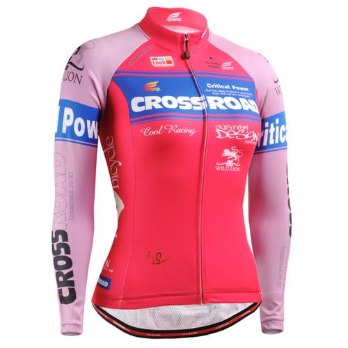 FIXGEAR CS-W7P1 Women's Long Sleeve Cycling Jersey