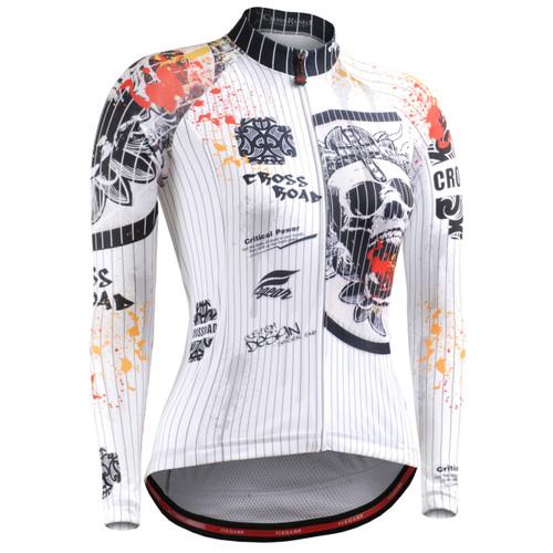 FIXGEAR CS-W901 Women's Long Sleeve Cycling Jersey