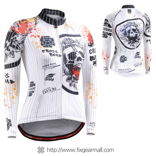 FIXGEAR CS-W901 Women's Long Sleeve Cycling Jersey
