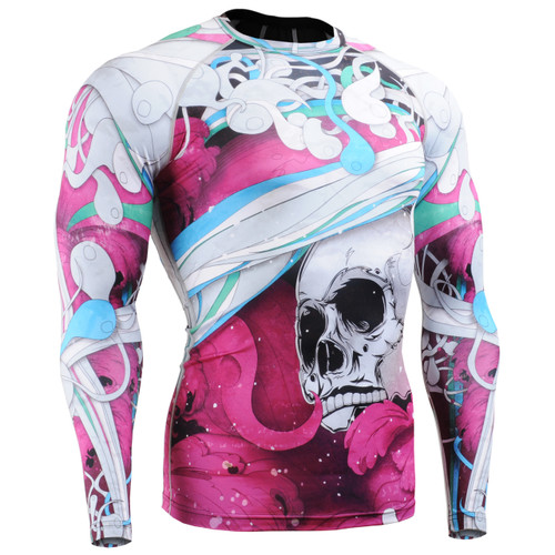 FIXGEAR CFL-19P Compression Base Layer Shirts Front