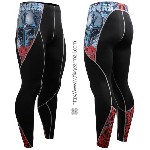 FIXGEAR P2L-B73 Compression Leggings Pants