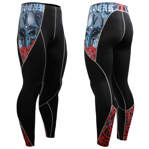 FIXGEAR P2L-B73 Compression Leggings Pants Views