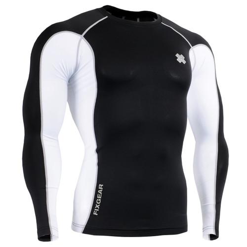 FIXGEAR CT-BWL Compression Base Layer Long Sleeve Shirt