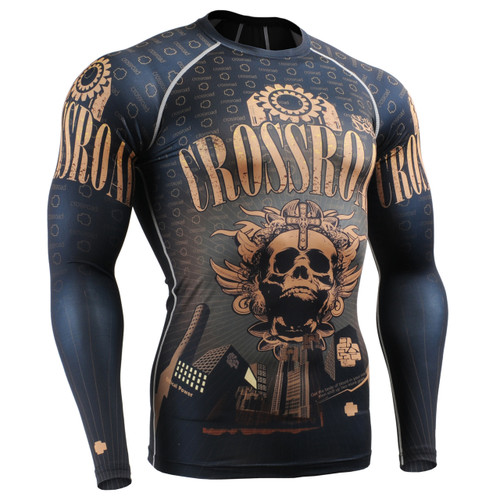 FIXGEAR CFL-27 Compression Base Layer Shirts Front