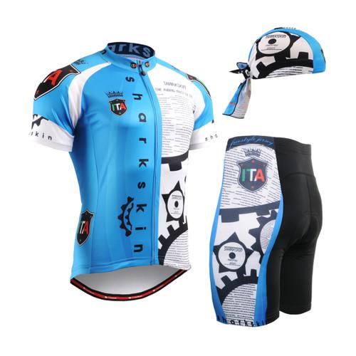 FIXGEAR Men's Cycling Jerseys & Padded Shorts CS-g502 SET