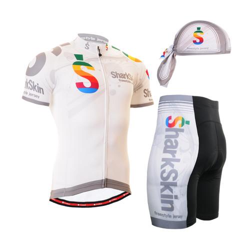 FIXGEAR Men's Cycling Jerseys & Padded Shorts CS-g702 SET