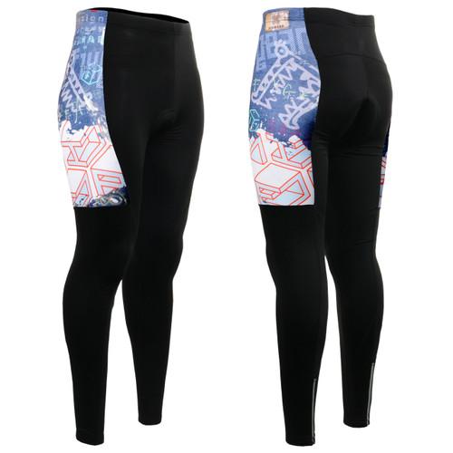 FIXGEAR LT-W15 Women's Cycling Padded Pants
