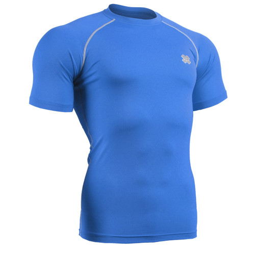 FIXGEAR CPS-CS Compression Base Layer Short Sleeve Shirts