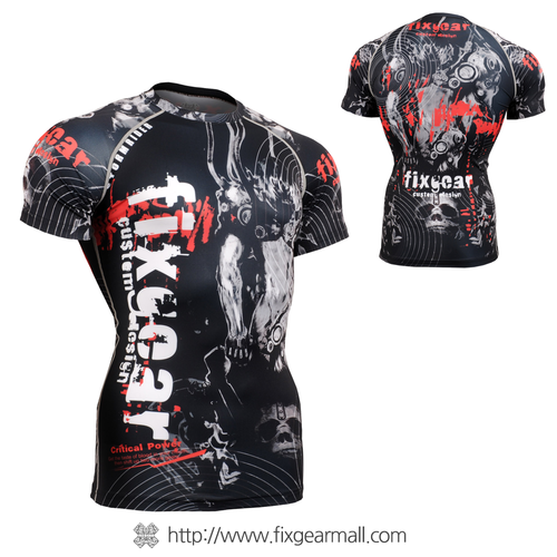 FIXGEAR CFS-30 Compression Base Layer Shirts