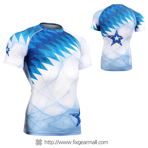 FIXGEAR CFS-65 Compression Base Layer Shirts
