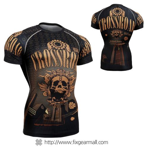 FIXGEAR CFS-27 Compression Base Layer Shirts
