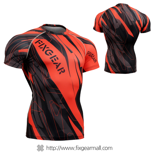 FIXGEAR CFS-68 Compression Base Layer Shirts