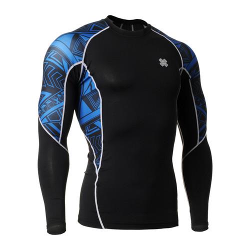 FIXGEAR C2L-B1 Compression Base Layer Long Sleeve Shirts