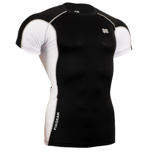 FIXGEAR CT-BWS Compression Base Layer Short Sleeve Shirts