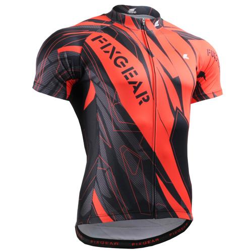FIXGEAR CS-6802 Men's Cycling Jersey Short Sleeve