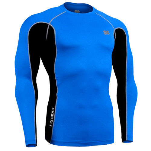 FIXGEAR CTR-BCL Compression Base Layer Long Sleeve Shirts