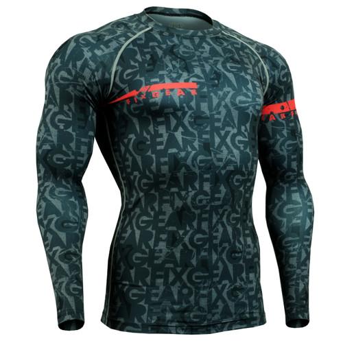 FIXGEAR CFL-G6 Compression Base Layer Shirts