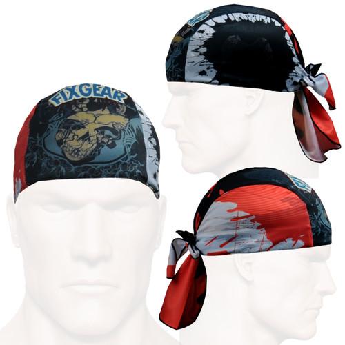 FIXGEAR D-44 Cycling Skull cap, Bandana