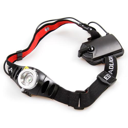 TK37 Focusable CREE LED Headlamp Flashlight