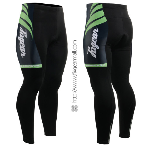 FIXGEAR LT-12K Mens Cycling Padded Pants