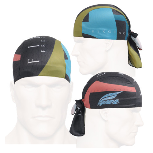 FIXGEAR D-34K Cycling Skull cap, Bandana