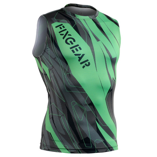 FIXGEAR CFN-H68G Compression Base Layer Sleeveless Shirts