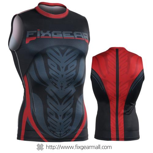 FIXGEAR CFN-H72 Compression Base Layer Sleeveless Shirts