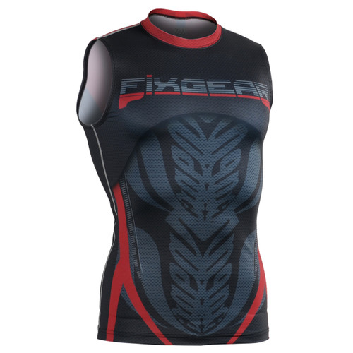 FIXGEAR CFN-H72 Compression Base Layer Sleeveless Shirts