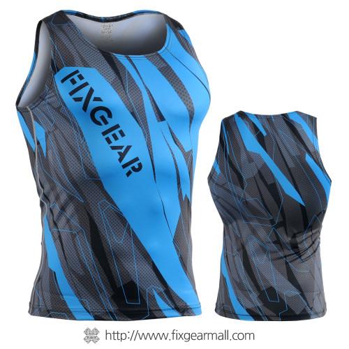 FIXGEAR CFN-L68C Compression Base Layer Sleeveless Shirts