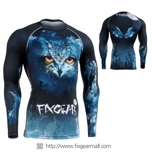 FIXGEAR CFL-J7 Compression Base Layer Shirts