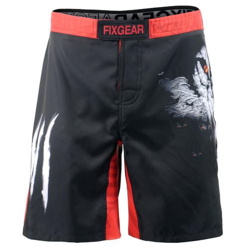 FIXGEAR FMS-18 UFC MMA Shorts for Men