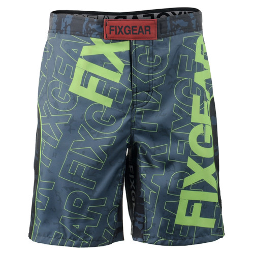 FIXGEAR FMS-H1 UFC MMA Shorts for Men