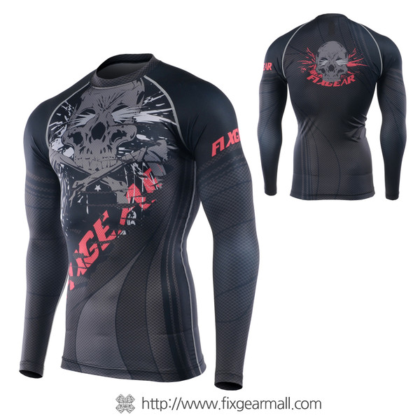 FIXGEAR CFL-94 Compression Base Layer Long Sleeve Shirts