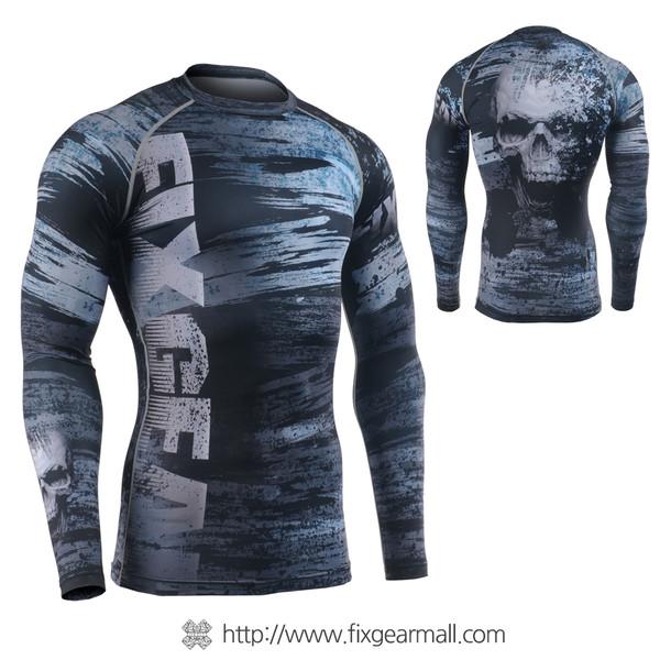 FIXGEAR CFL-95 Compression Base Layer Long Sleeve Shirts