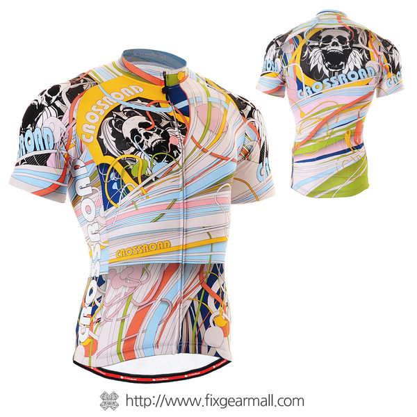 FIXGEAR CS-302 Men's Cycling Jersey Short Sleeve