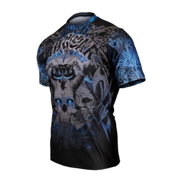 FIXGEAR RM-S2002 Men's Casual short sleeve Crew-Neck T-shirt