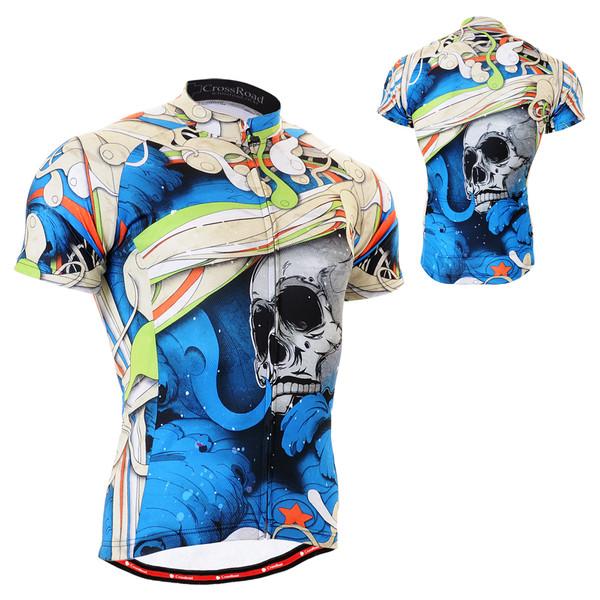 FIXGEAR CS-19B2 Men's Cycling Jersey Short Sleeve