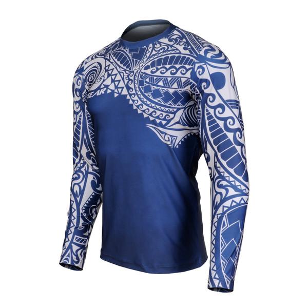 FIXGEAR RM-S1201 Men's Casual Long sleeve Crew-Neck T-shirt
