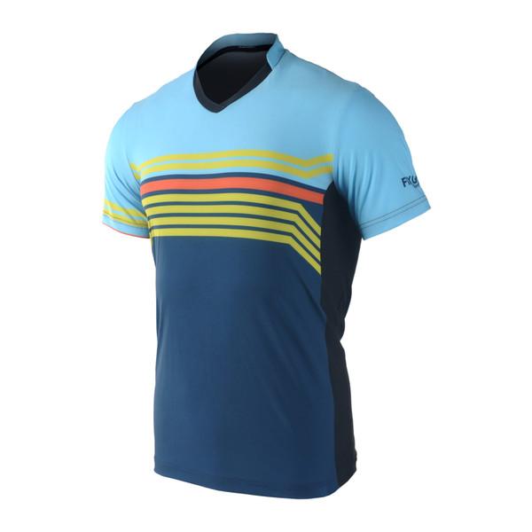 FIXGEAR TS-G19 Men's Casual Short sleeve V-Neck T-shirt