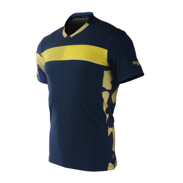 FIXGEAR TS-M8 Men's Casual Short sleeve V-Neck T-shirt