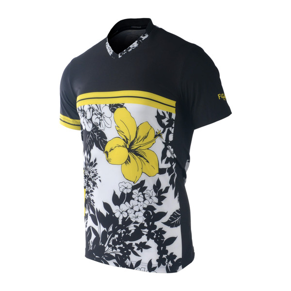 FIXGEAR TS-P3 Men's Casual Short sleeve V-Neck T-shirt