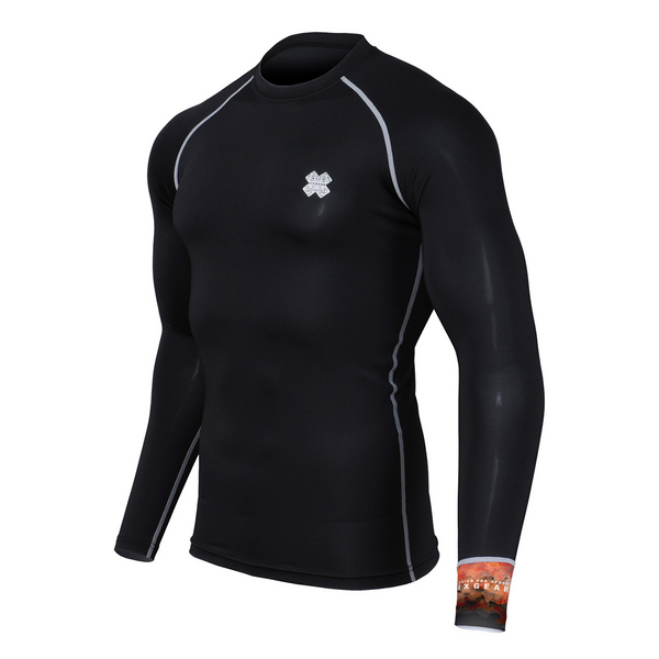 Fixgear CPL-BS01 Compression Base Layer Long Sleeve Shirts