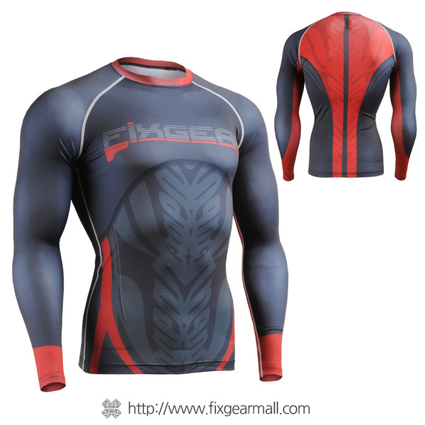 FIXGEAR CFL-72 Compression Base Layer Shirts