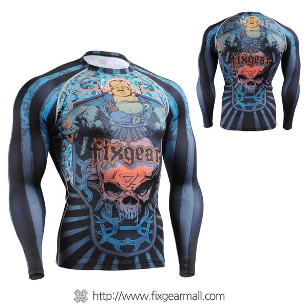 FIXGEAR CFL-74 Compression Base Layer Shirts