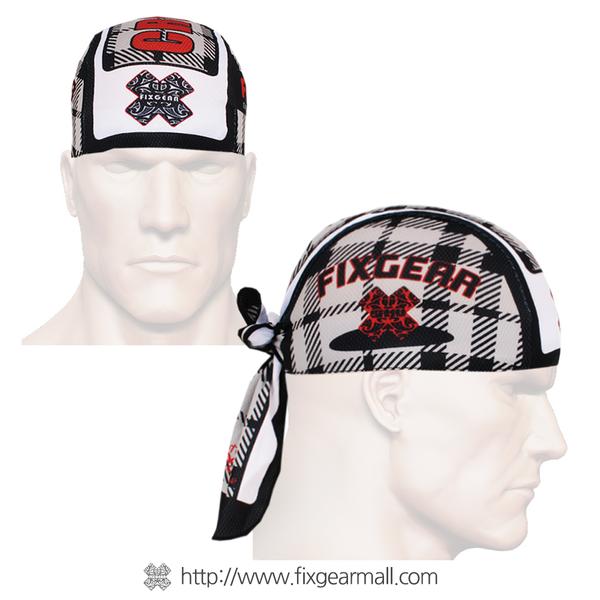 FIXGEAR D-1 Cycling Skull cap, Bandana