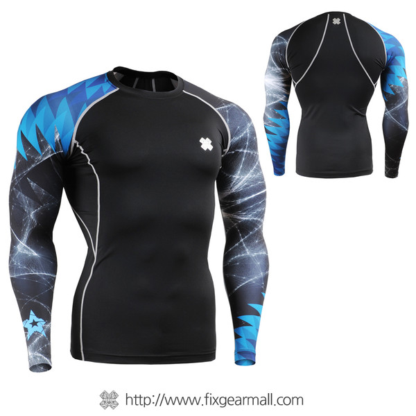 FIXGEAR CPD-B65 Compression Base Layer Shirts