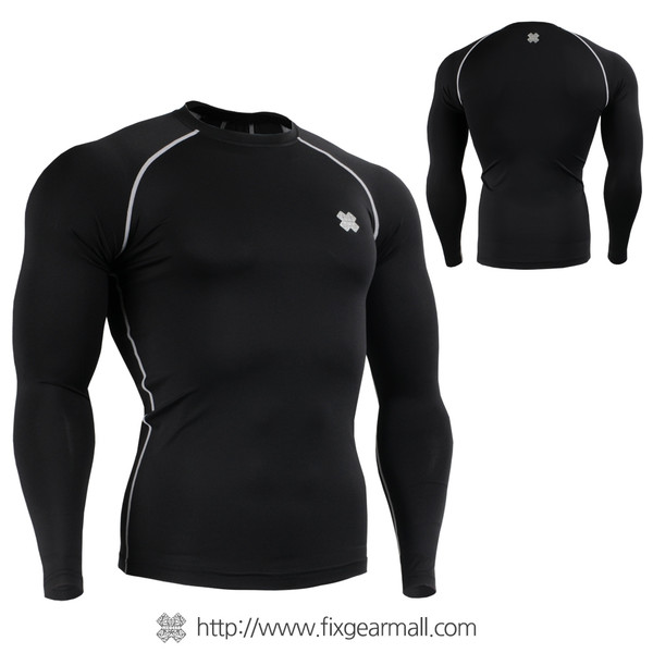 FIXGEAR CPL-BS Compression Base Layer Long Sleeve Shirts